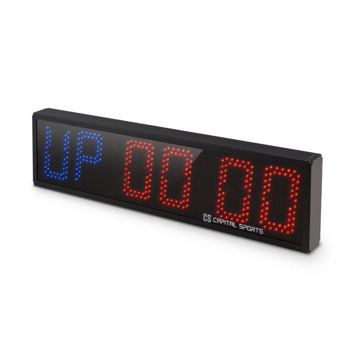 Timeter Sporttimer Tabata Cronometro Cross-Training 6 Cifre