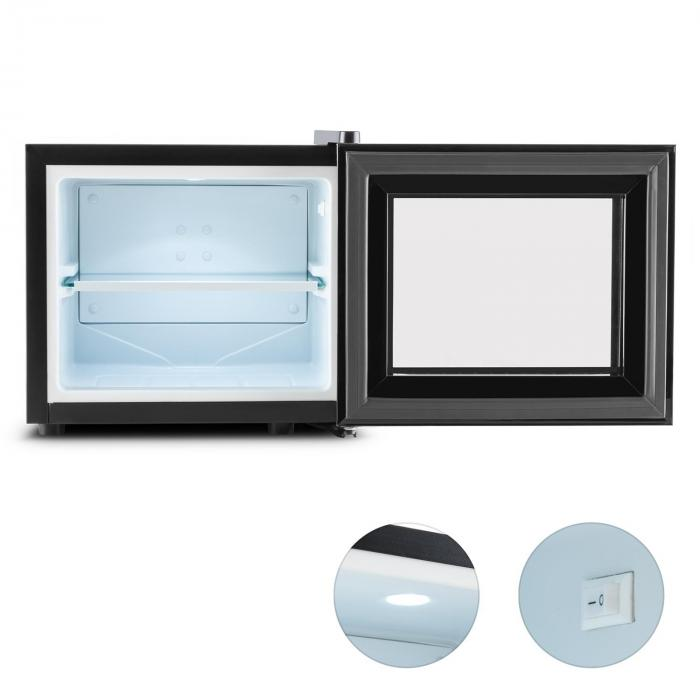 Frosty Mini-Kühlschrank 10 Liter 65W Klasse B schwarz | online ...