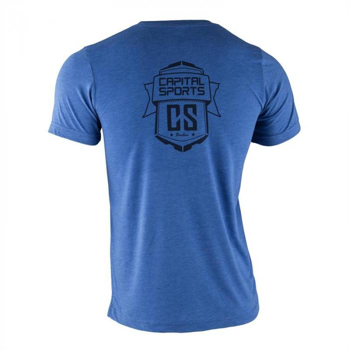 T-shirt Sportiva Da Uomo Taglia M True Royal