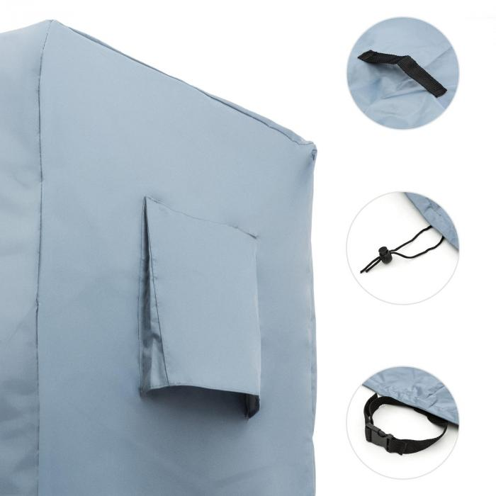 Protector 124PRO barbequehoes 51x104x124cm incl. tas