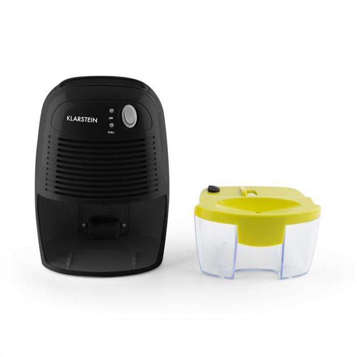 Drybest 500 2G luchtontvochtiger dehumidifier 300 ml/d 23 W zwart