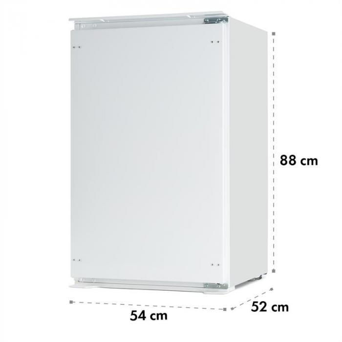 Coolzone 120 Einbaukühlschrank 105L Kühlschrank 15L Gefrierfach A+ ...