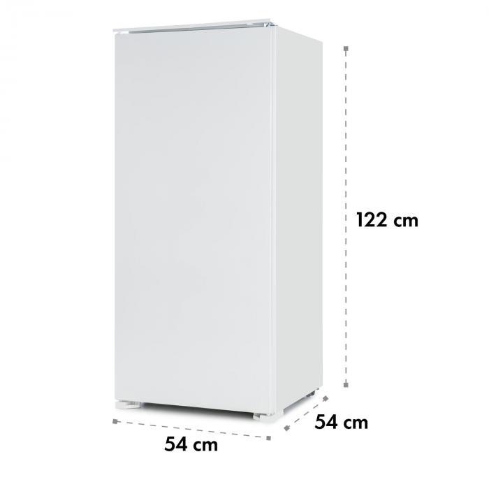 Coolzone 186 Frigorífico e Congelador A + 171/15 L p/Encastramento Branco