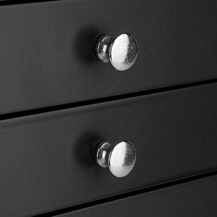 Pompadour korulipas 10 vetolaatikkoa 21,5 x 40,5 x 29 cm