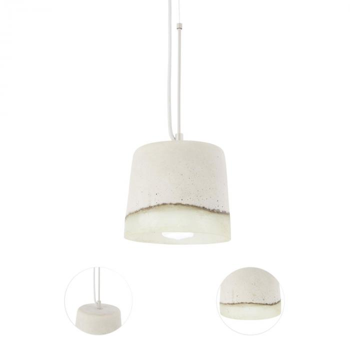 Sonnenstein Studie 32 Concrete Hanging Lamp Pendulum Lamp Industrial Design