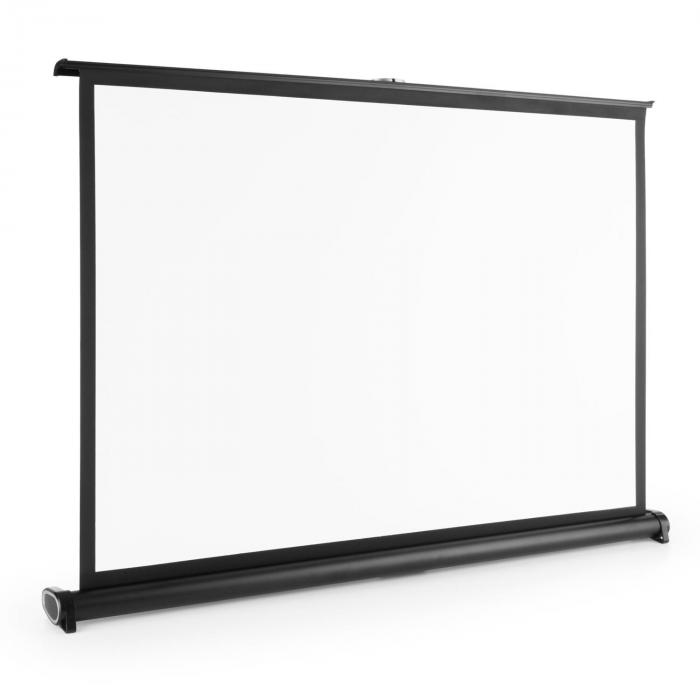 TSVS 50 Table Screen 4:3 102x76 cm Black Case