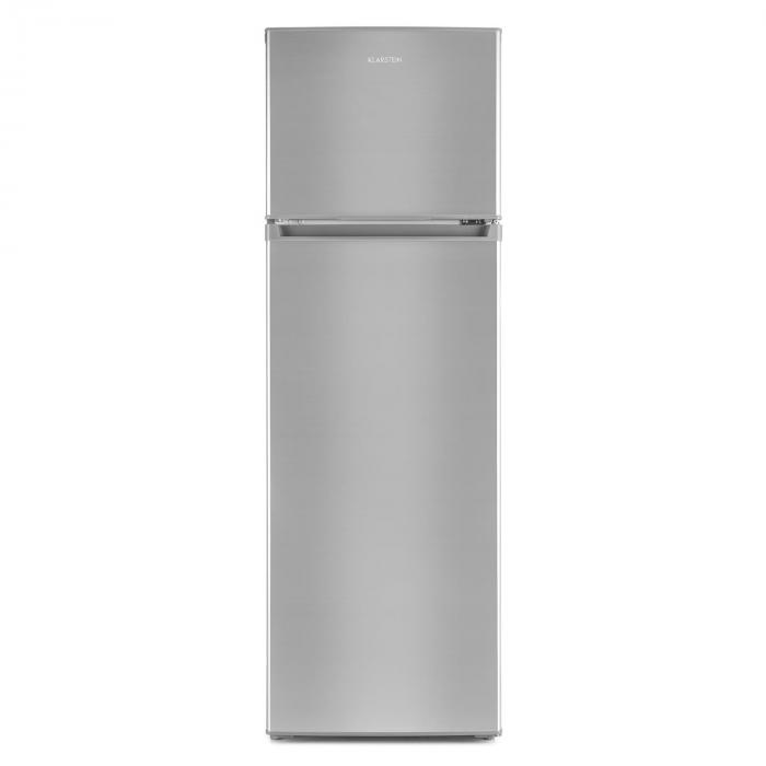 Height Cool Silver Frigorifero Freezer Combi A++ Argento
