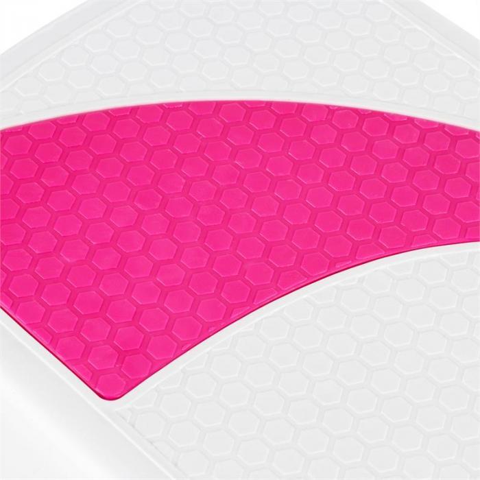 ST3 Aerobic stepperi steppilauta kotitreenaus 250 kg pinkki