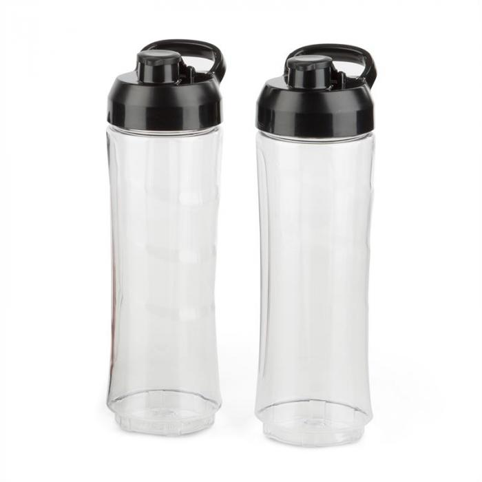 Tuttifrutti Mini-Mixer 350 W 800 ml Senza BPA Nero