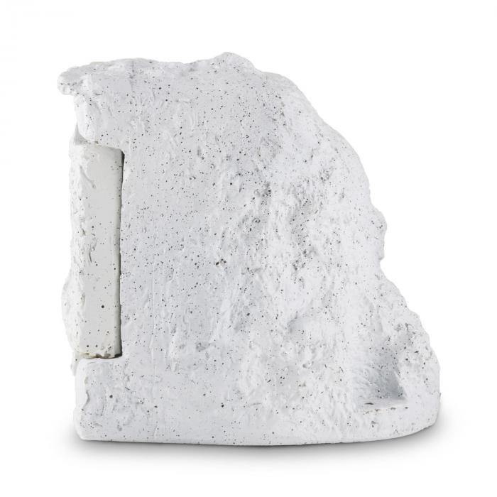 Power Rock Remote Presa Di Corrente Da Giardino 4 Prese 3 m Roccia Grigio Chiaro