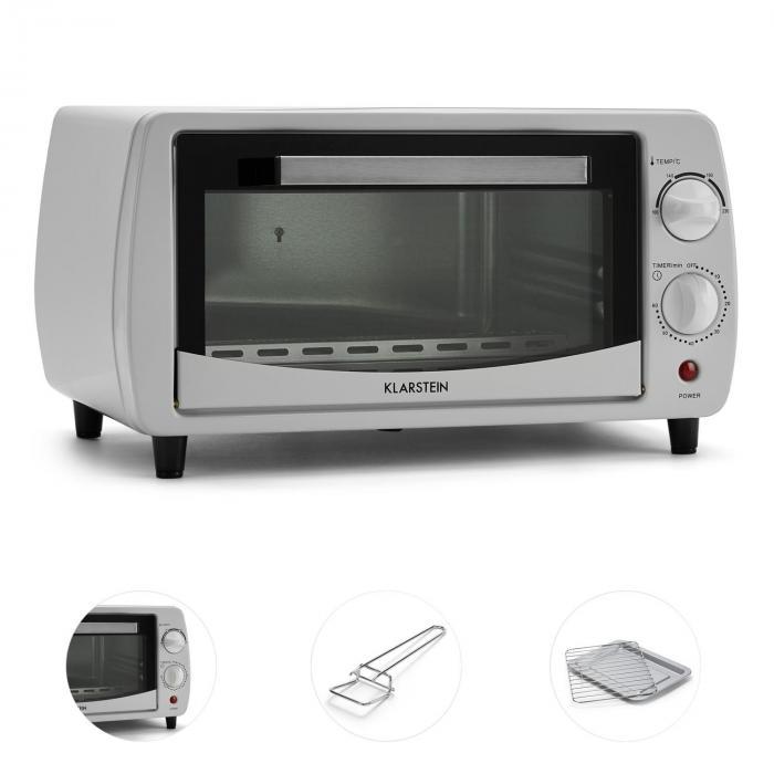 Minibreak mini piekarnik 11l 800W 60 min. timer 250°C biały