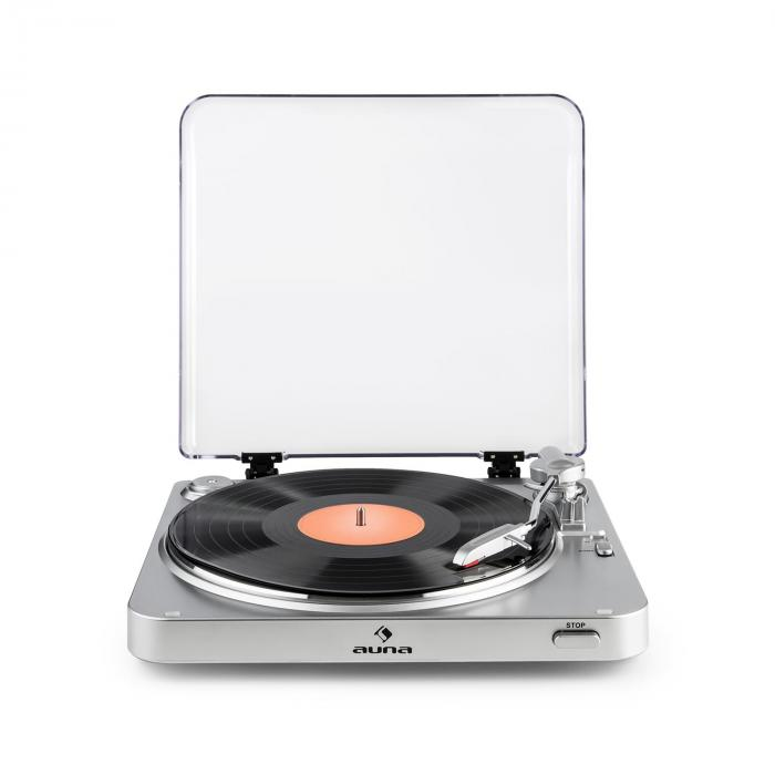 tt 30 bt platine vinyle tourne disque bluetooth line out rca usb argent argent electronic. Black Bedroom Furniture Sets. Home Design Ideas