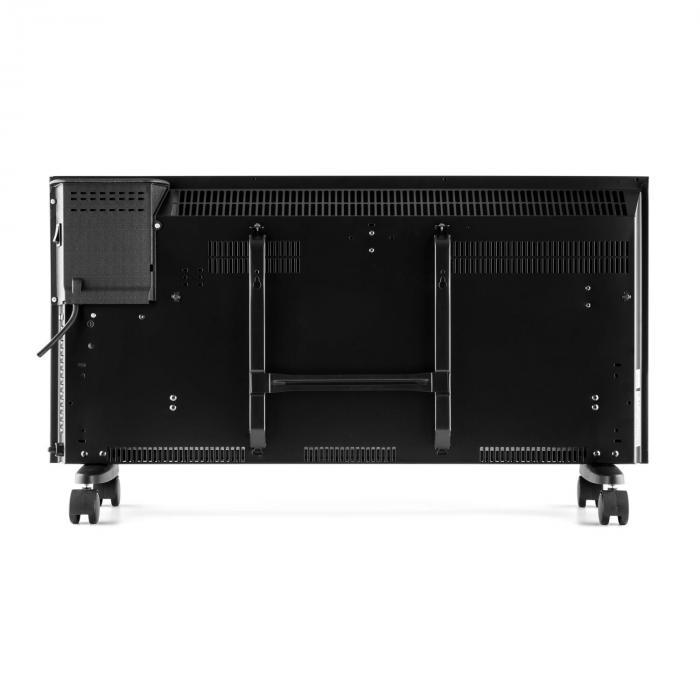 Bornholm Radiatore Convettivo Display LED 2 Livelli di Riscaldamento N