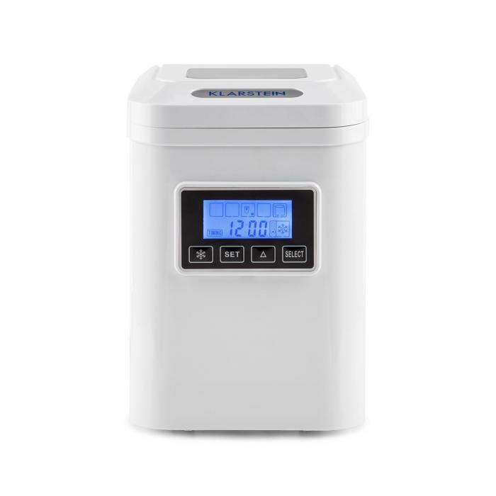 Lannister jääpalakone 10 kg/24 h valkoinen
