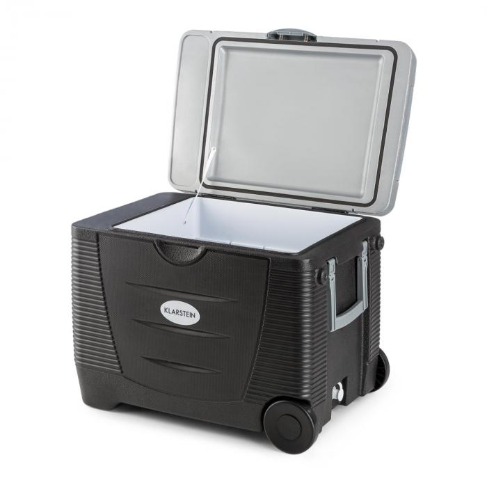 Herrenhandtasche Thermoelectric Cooling / Keeping Warm Box 45L A ++ Grey
