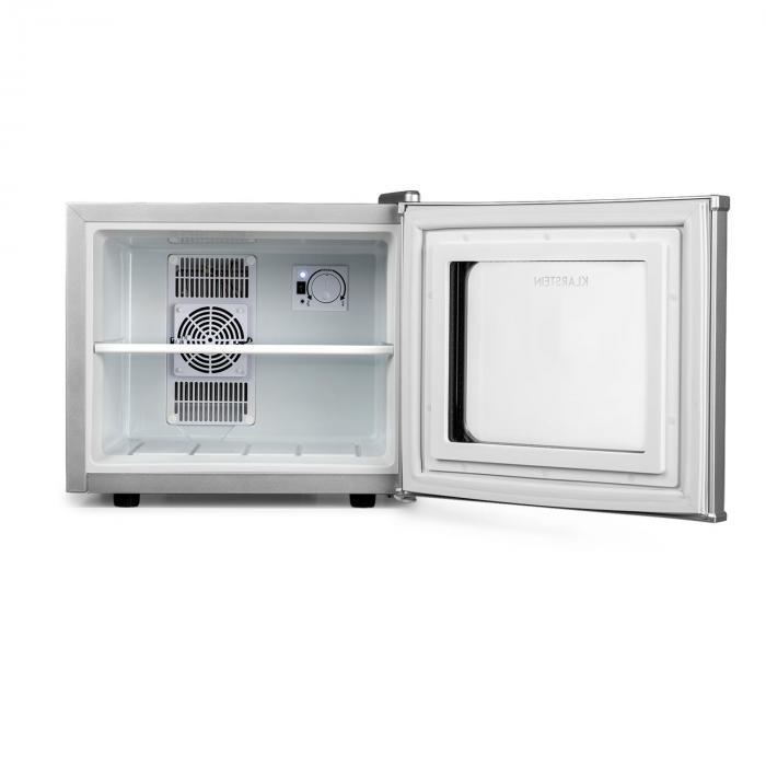 Winehouse Minibar 17 Litri 60 W Classe A++ Porta di Vetro Argento