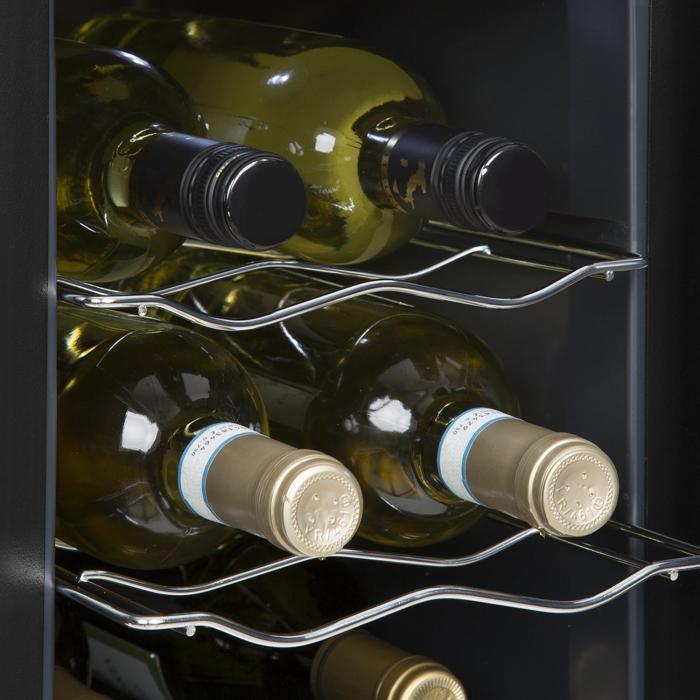 Ceres Cantinetta Per Vino 16 litri 6 Bottiglie Touch 38 dB Anta In Vet