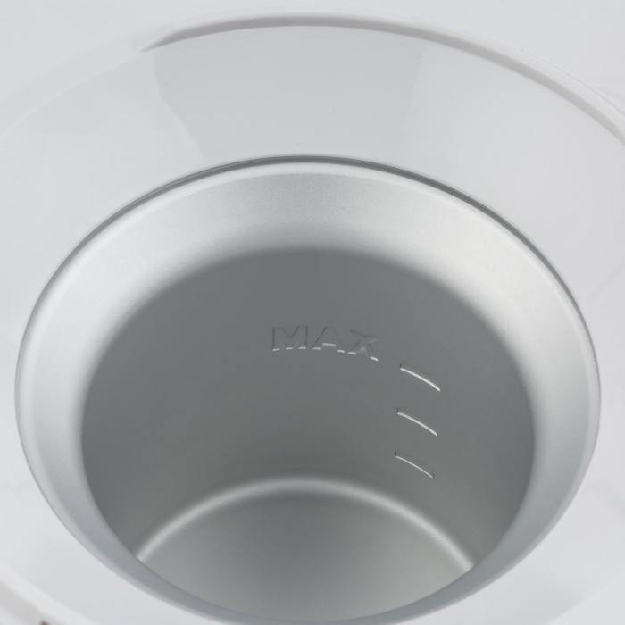 Schneeflöckchen Eiscremebereiter thermoelektrisch 700ml leise weiß