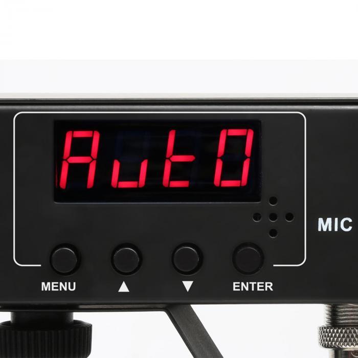 LED-Partybar 2x LED PAR-RGBW+ Jellybal RGBW incl. Stativo & Telecomando IR