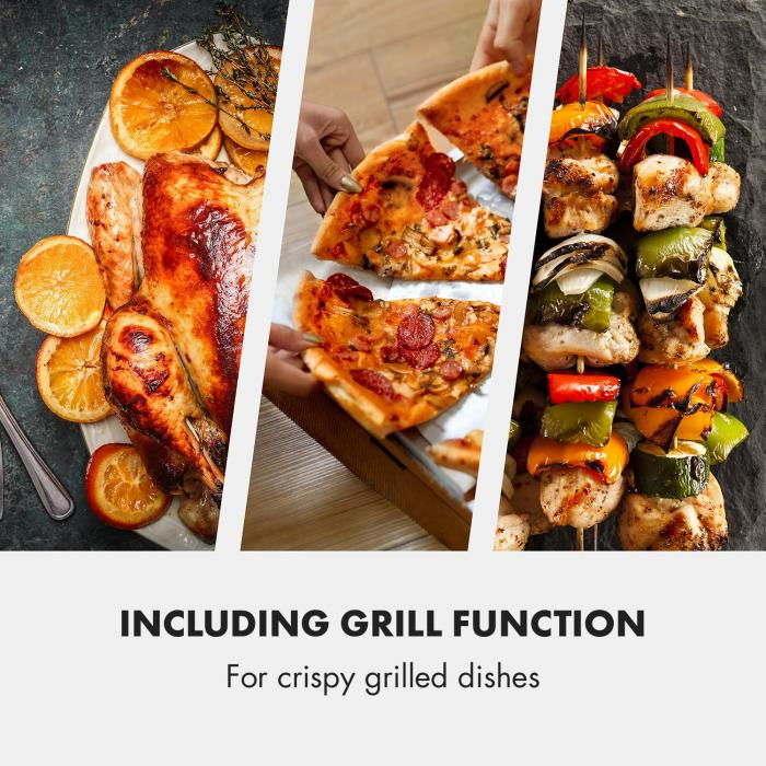 Brilliance Pro Microwave 43 Litre Grill Convection Touch Panel Stainless Steel