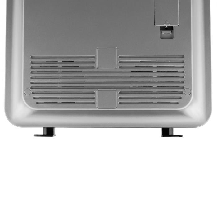 KRCD-100 BT keittön tason alle sijoitettava radio CD MP3 radio musta