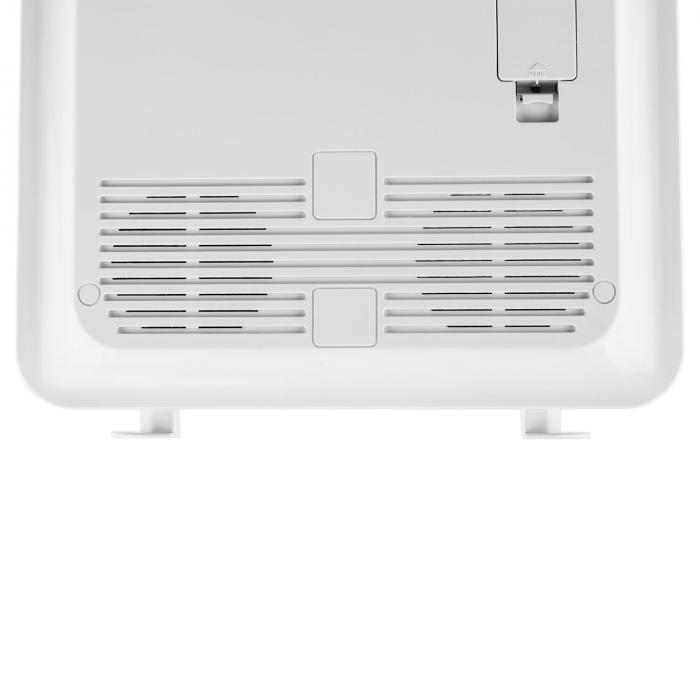 KRCD-100 BT Radio da Cucina Sottopensile CD MP3 Radio Bianco