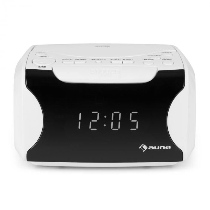 Dreamee USB CD Radio Alarm USB CD MP3 White