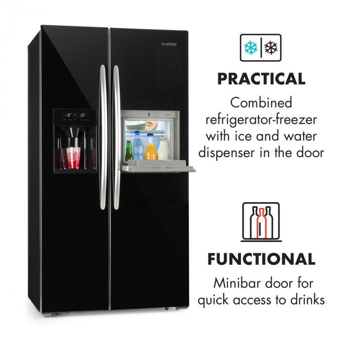 Nessun collegamento acqua per frigo