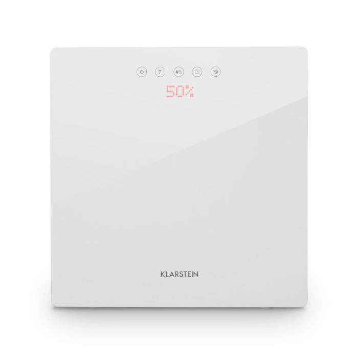 PurePal Luftreiniger 2-in-1-Luftbefeuchter 15W Touch