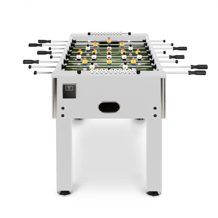 Maracanã Table Football Table Kicker Table Tournament Size Natural Cork Balls Drink Holder White