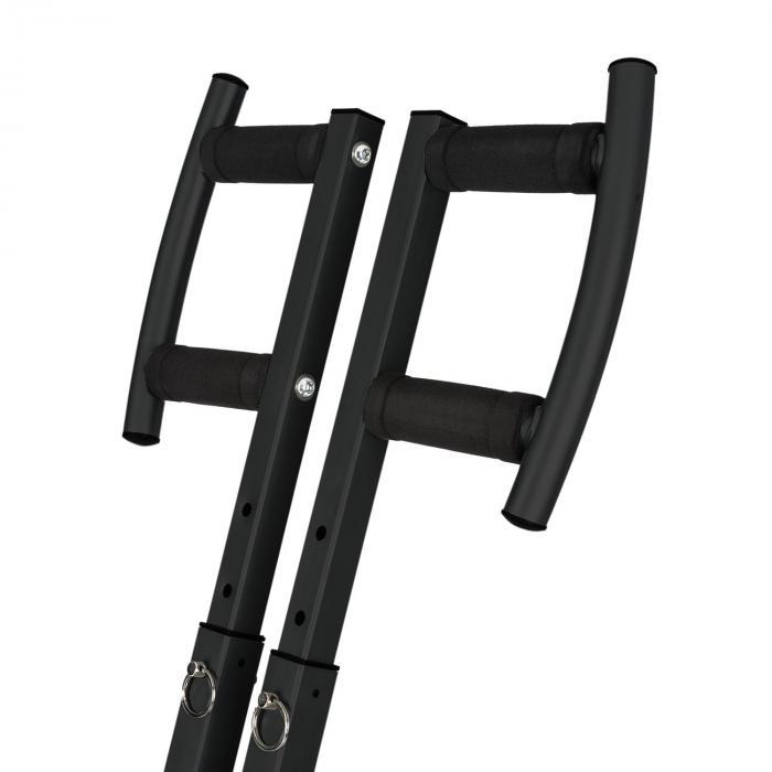 CB Coup 2-en-1 MountainClimber & X-Bike altura regulable plegable