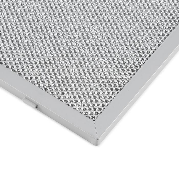 Filtro per il Grasso in Alluminio 25,8 x 31,8 cm Filtro di Ricambio