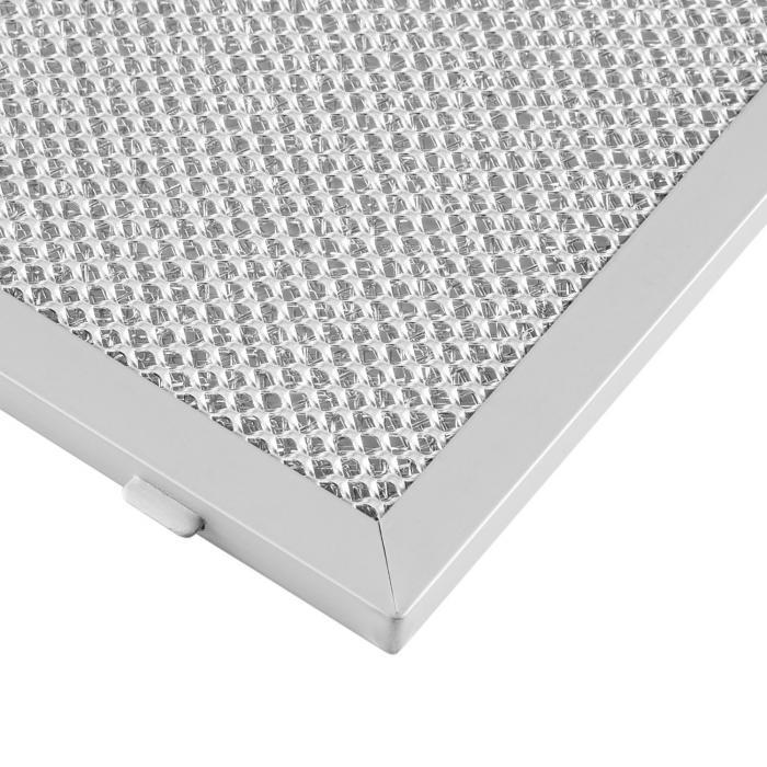 Set 2 filtres à graisse en aluminium pour hottes aspirantes Lorea 56 x