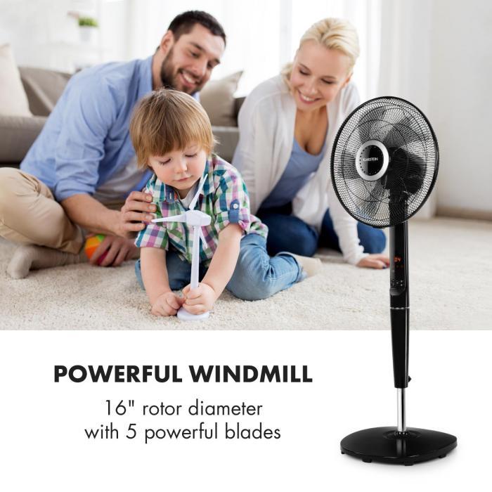 Infinity storm pedestal fan quot cm w modes