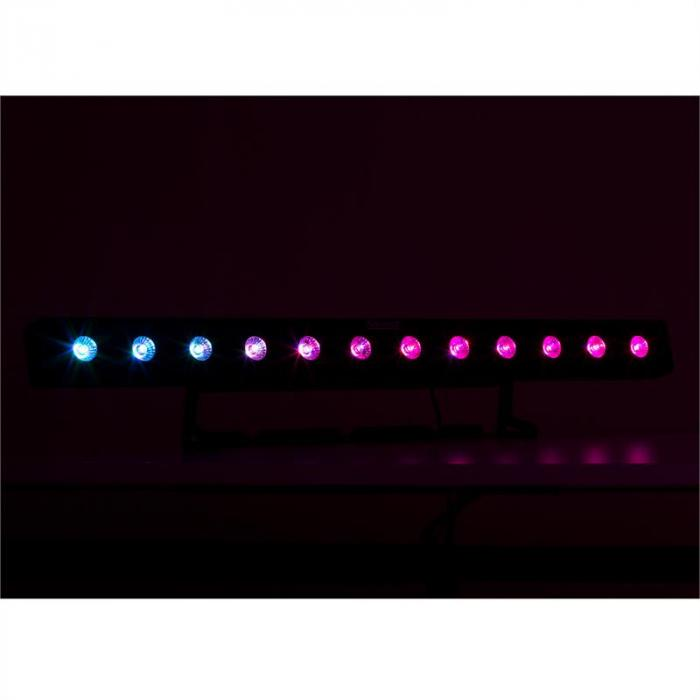LCB 150 LED bar 2x 15W 6in1 LEDs RGBWA-UV DMX or Stand-alone operation