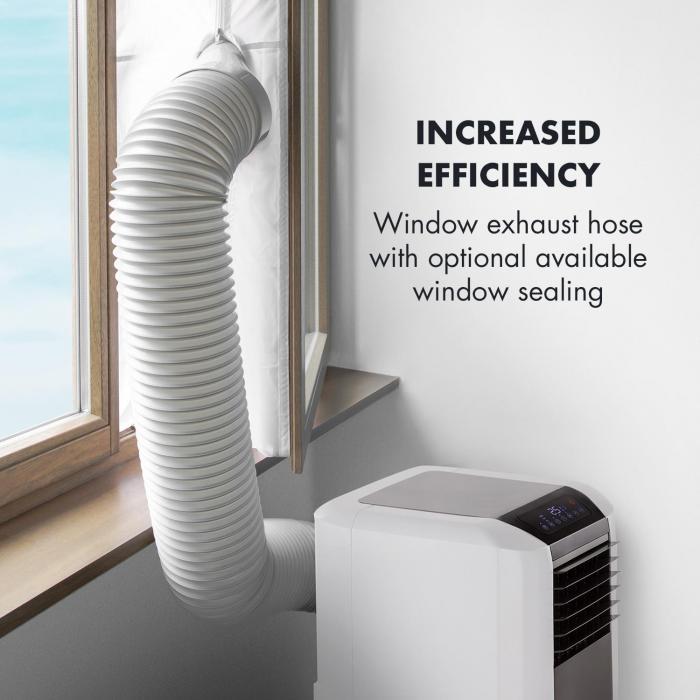 Max Breeze Mobile Air Conditioner 1770 W 15700 BTU / h (4.6 kW) A
