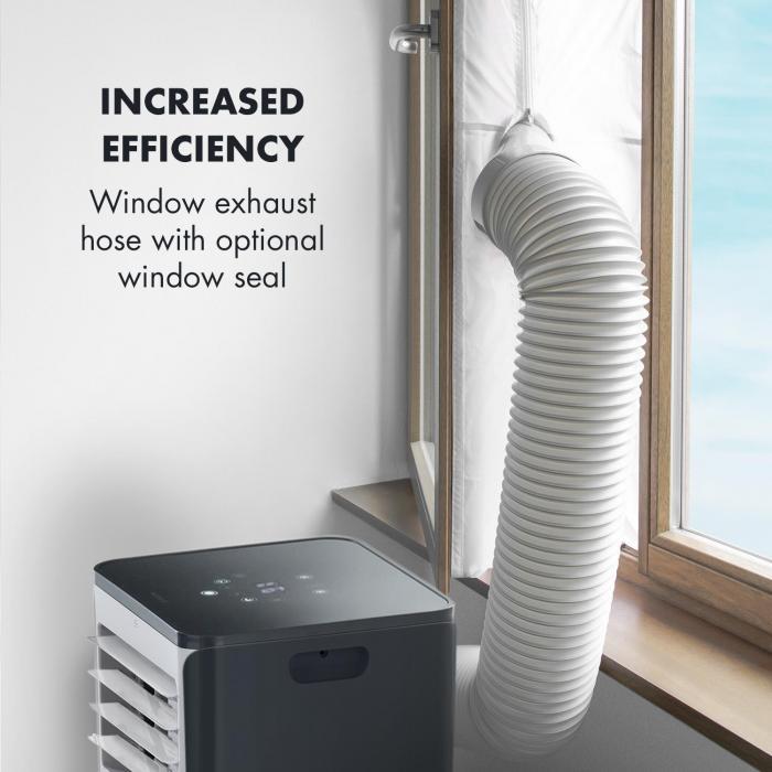 Metrobreeze 7 Barcelona kannettava ilmastointilaite 7000 BTU/h 800 W valkoinen
