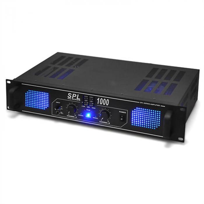 """PA-setti Blue Star-sarja """"Basskern USB"""" 2800W"""