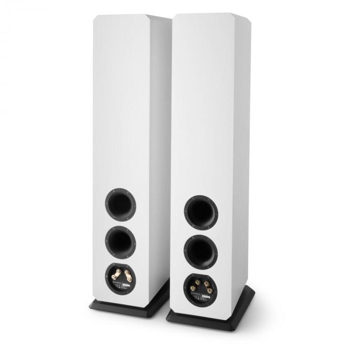Octavox 701 MKII – 3-tie tornikaiutinpari valkoinen