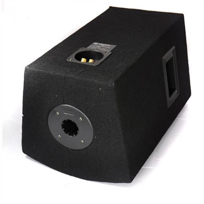 """SL10 coppia discobox con treppiedi da 10 """"woofer 250Wmax 2x treppiede + borsa"""