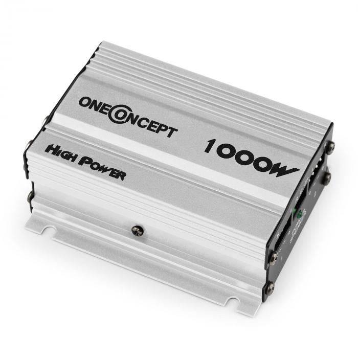 CS469 4.0 Set Impianto HiFi Per Auto | Altoparlante Coassiale A 4 Vie | Amplificatore A 4 Canali