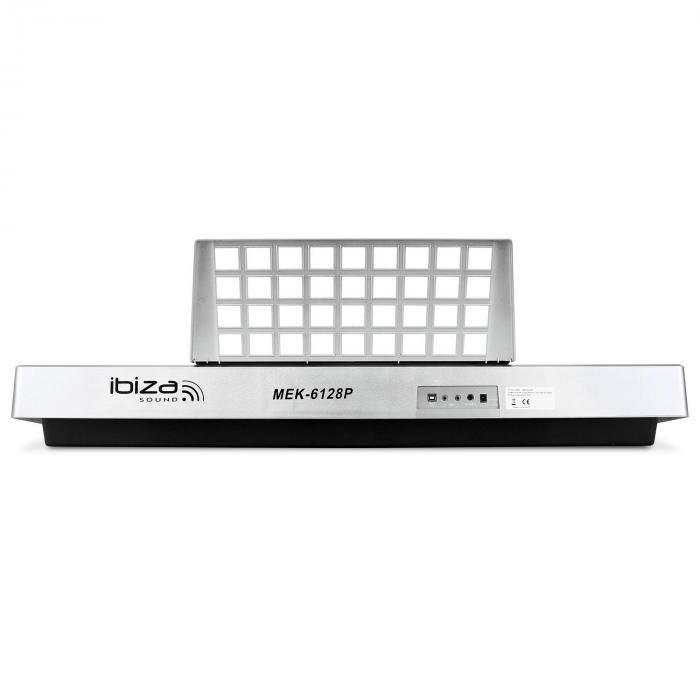 MEK-6128P Set completo tastiera stativo borsa