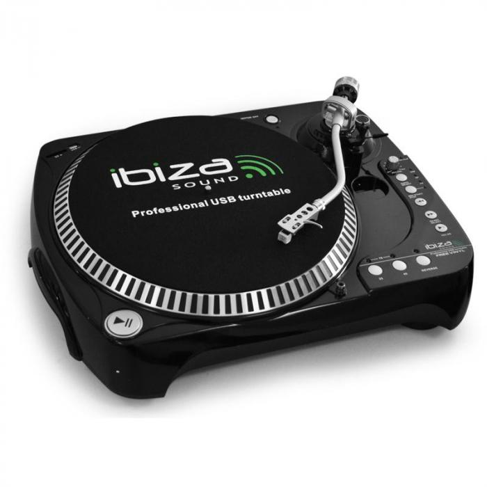 Free Vinyl USB-SD-draaitafel PC-MP3-opname