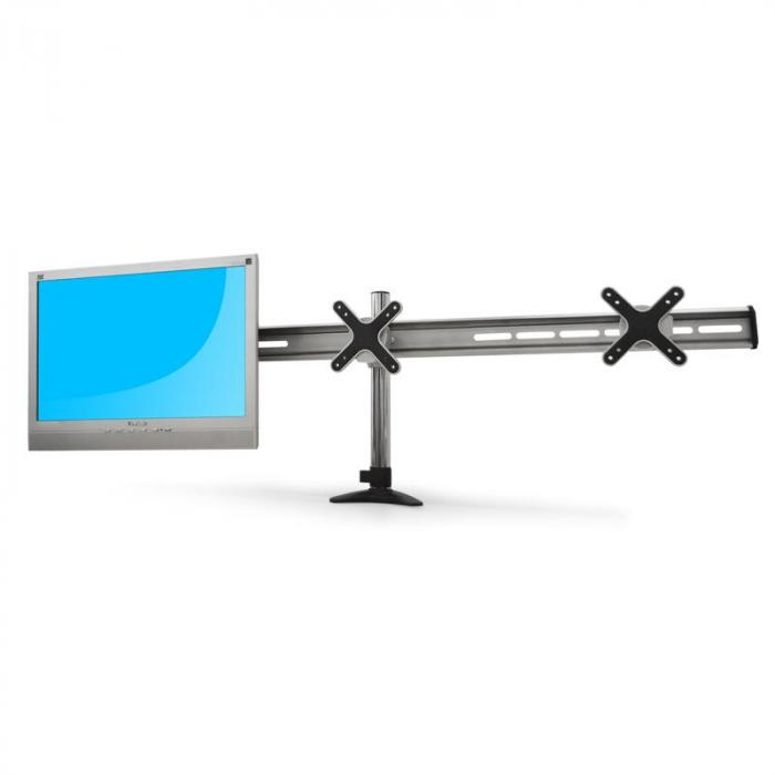 ET01-C03 Desk Table Mounting Bracket for 3 PC Monitor Screens