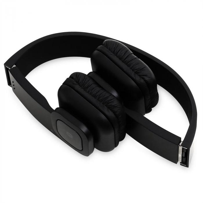 KUL-03 Cuffie bluetooth vivavoce Soft Leather