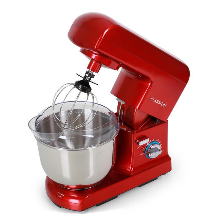 Gracia Rossa Robot da cucina 1000W rosso