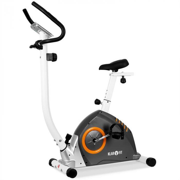 MOBI ADVANCED Fahrradtrainer Ergometer Pulsmesser