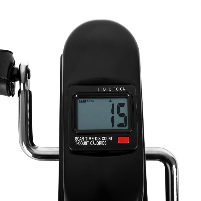 Minibike 2G kotitreenilaite jalat käsiv. 100kg musta