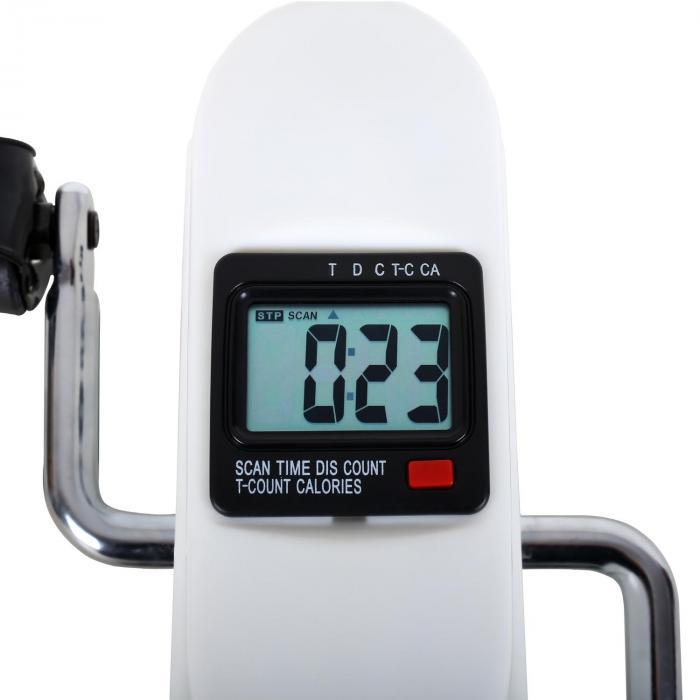 Minibike 2G Trainer gambe/braccia fino 100kg bianca