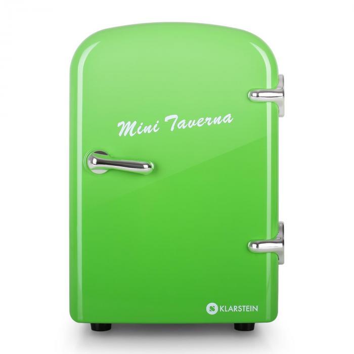 Mini Taverna Portable Cooler 4L Cool Box - Green